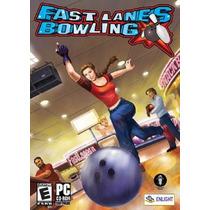 Pc Fast Lanes Bowling Español (acepto Mercado Pago Y Oxxo)