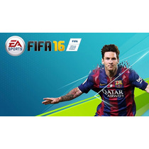 Fifa 16 Con Live De 12 Meses
