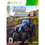 Farming Simulator 15 Xbox 360 Nuevo Blakhelmet E