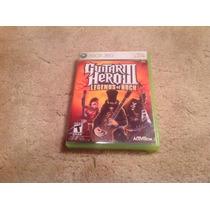 Guitar Hero 3 Legends Of Rock Xbox 360 Buenas Condiciones