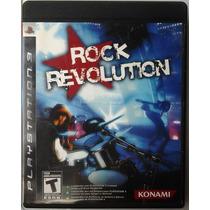 Ps3 Rock Revolution $99 Pesos - Seminuevo - Vendo / Cambio