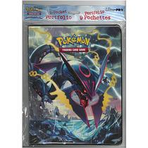 Pokemon Xy7 Portafolio Ultra Pro 9 Bolsillo
