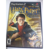 Harry Potter And The Chamber Of Secrets Para Playstation 2