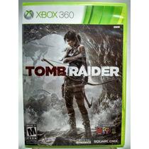 Tomb Raider Para Xbox 360 Completo
