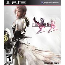 Final Fantasy Xiii 2 Ps3 Juego Fisico