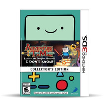 Adventure Time: Explore The Dungeon Because Ce !gamers!