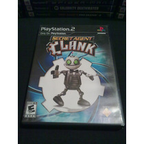 Secret Agent Clank Playstation 2 En Excelente Condicion