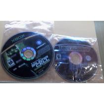 Juegos Xbox 1ra Generacion