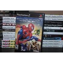 Spider Man Friend Or Foe Para Playstation 2. Spiderman.
