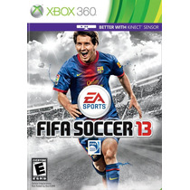 Fifa Soccer 2013 Xbox 360 Fifa 13 Nuevo Blakhelmet Sp