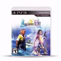 Final Fantasy X / X-2 Hd Nuevo Y Sellado