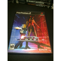 Cy Girls Playstation 2 Raro Konami Takara Tipo Ninja Gaiden