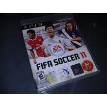Juego Fifa 2011 Soccer Para Ps3