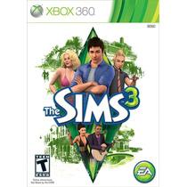 The Sims 3 Xbox 360 Nuevo Blakhelmet Sp