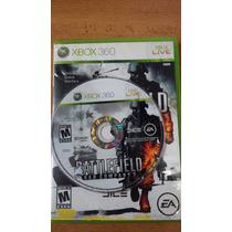 Battlefield Bad Company 2 Xbox 360 Seminuevo