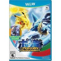 Pokken Tournament Pro Pad Para Wiiu