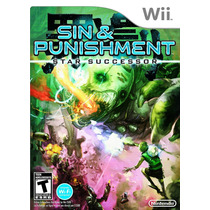 Sin And Punishment: Star Successor Wii/ Wii U