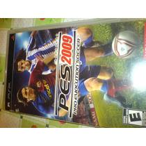 Pro Evolution Soccer 2009 De Psp