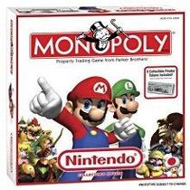 Nintendo Super Mario Brothers Coleccionistas Exclusive Monop