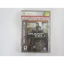 Tom Clancys Splinter Cell En Game Reaktor