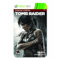 Tomb Raider Survival Edicion Coleccion Xbox Blakhelmet Sp