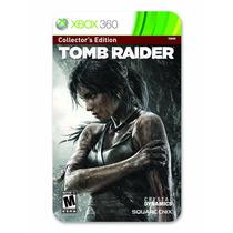 Tomb Raider Survival Edicion Coleccion Xbox Blakhelmet Sp D