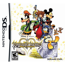 Juego Nintendo Ds 3ds Kingdom Hearts Re:coded Unico