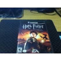 Harry Potter And The Goblet Of Fire Nintendo Cube O Wii