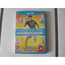 ¡wow! Your Shape Wii U Remato