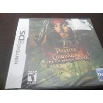 Nintendo Ds. Piratas Del Caribe Sellado