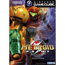 Metroid Prime Game Cube Japones