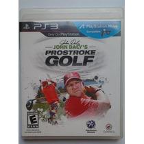 Ps3 Move John Daly´s Pro Stroke Golf $249 Seminuevo - V / C