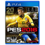 ..:: Pro Evolution Soccer 2016::.. Ps4 En Start Games