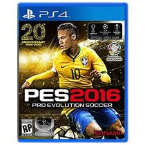 ..:: Pro Evolution Soccer 2016::.. Ps4 En Start Games