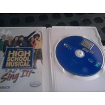 High School Musical Sing It Dmm