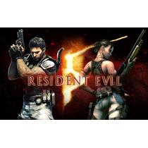 Resident Evil 5 Steam Pc