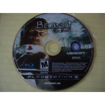 Juego Play Station 3 Ps3 Beowulf The Game Solo Disco Mdn