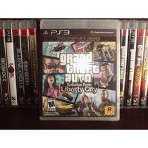 Juego Ps3 Grand Theft Auto Liberty City Nuevo Completo Mdn