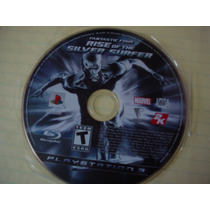 Juego Play Station 3 Ps3 Rise Of The Silver Surfer Disco Mdn