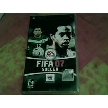 Fifa 07 Soccer Para Sony Psp