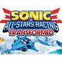 Sonic & All-stars Racing Transformed Cd-key Steam Digital Pc