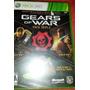 Gears Of War Triple Pack Nuevo Sellado En Español 360