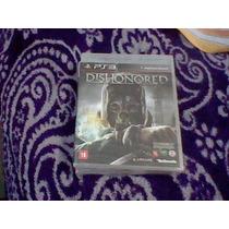 Dishonored Ps3 Play Station 3 Nuevo Sellado