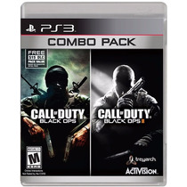 ..:: Call Of Duty Black Ops Combo Pack ::.. Para Ps3