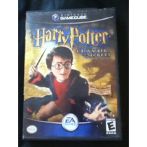 Harry Potter And The Chamber Of Secrets Gamecube Juego