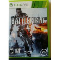 Battlefield 4 Para Xbox 360 Seminuevo