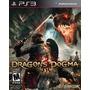 Dragons Dogma Ps3 Playstation 3 Nuevo Y Sellado Videojuego
