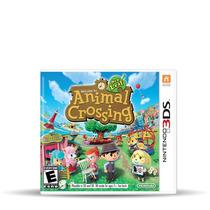 Animal Crossing New Leaf Para 3ds. Sólo En Gamers