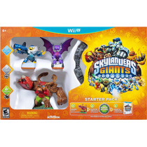 Skylanders Giants Nintendo Wii U Nuevo Sellado Original Mdn