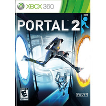 Portal 2 Xbox 360 Nuevo Blakhelmet Sp